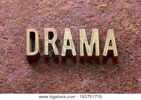 Drama Word Rust