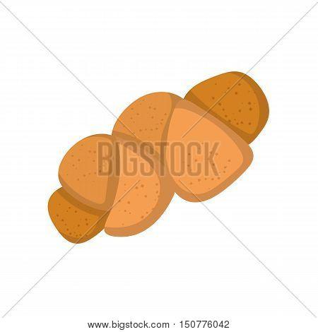 Vector Cartoon Sween Cinnamon Bun