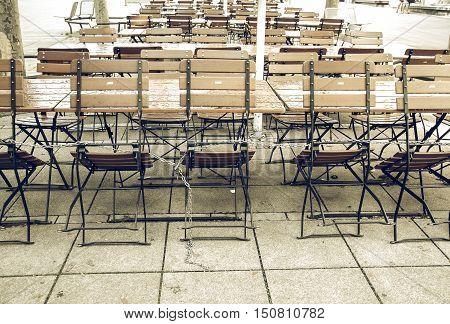 Vintage Looking Chairs