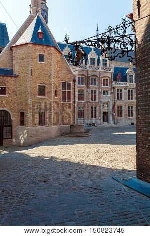 Medieval Gruuthuse Museum, Bruges