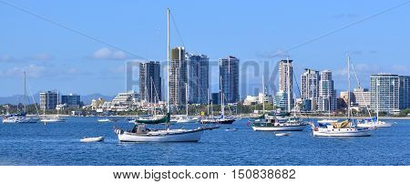 Broadwater Gold Coast Queensland Australia