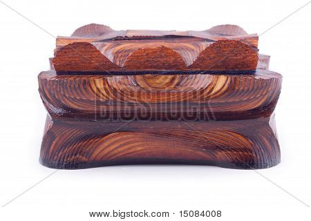 Ancient Style Wooden Box