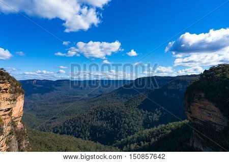 Blue Mountains National Park Lookout