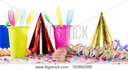 Colorful Decoration For A Celebration