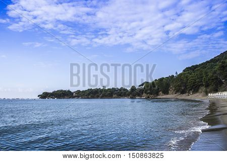 Punta Licosa beautiful resort in the heart of Cilento Campania Italy