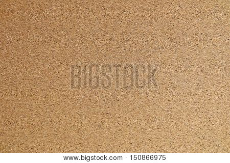 Background Pattern A Brown Cork Board Texture with Copy Space for Text Decorated.