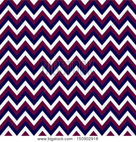 Chevrons Seamless Pattern Background