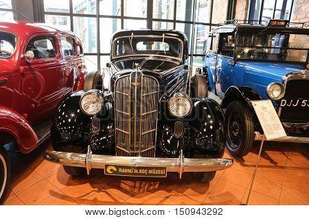 1936 Dodge 4 Door Sedan