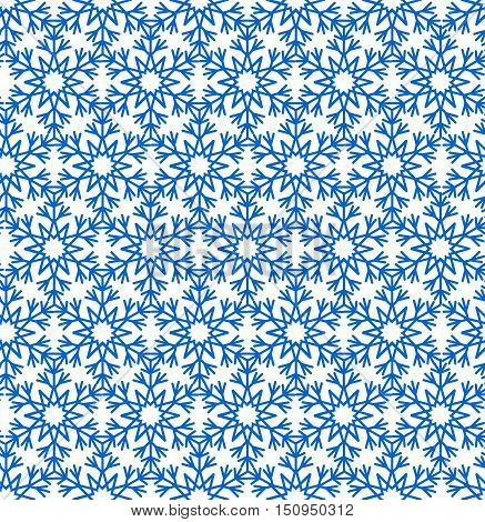 Abstract-asian-pattern-snowflakes-set-01