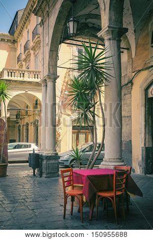 Catania restaurant - Catania Street view