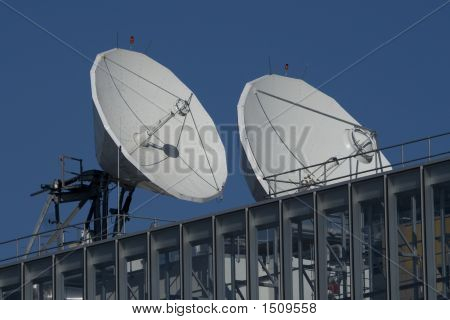 Broadcast Dishes