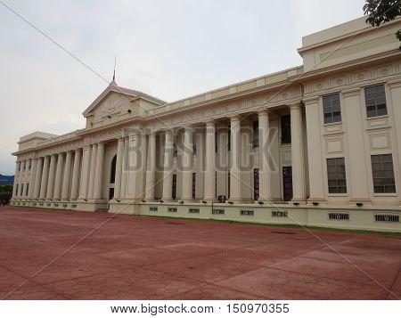 o palácio presidencial na nicaragua america central
