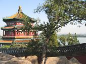 Imperial Pagoda, Summer Palace, Beijing, China