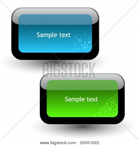 Vector text boxes