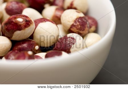 Dried White-Brown Beans
