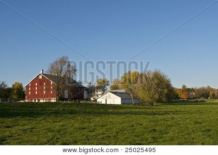 Traditional Farm Buildings
