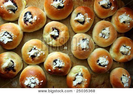 Sweet Czech Cakes
