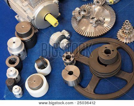 Electric Engine Details