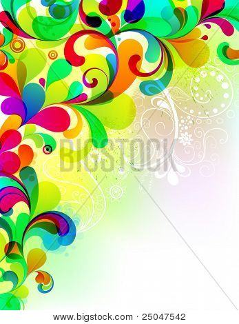EPS10. Attractive editable background. See my por?folio for more similar images