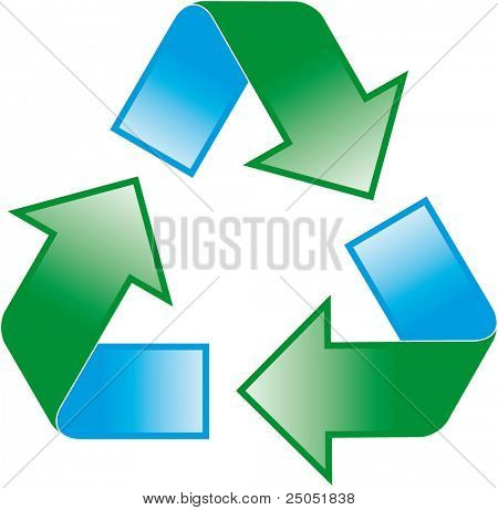 universelles Recyclingsymbol
