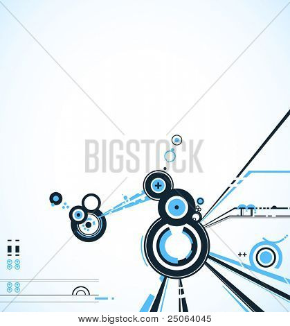 Web background. Vector illustration.