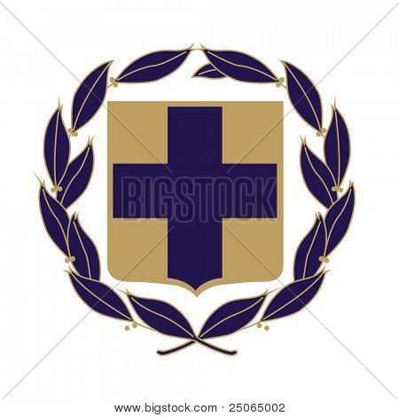 laurel badge