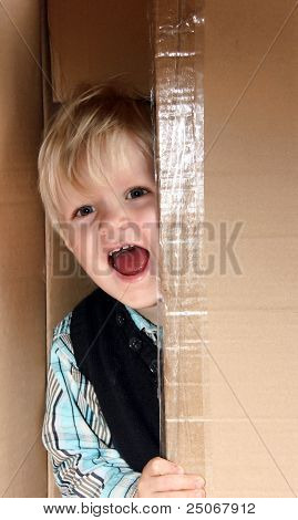 Kid In The Box