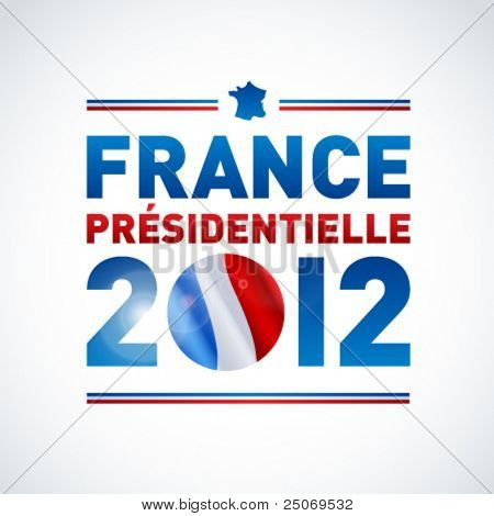 French presidential election in 2012