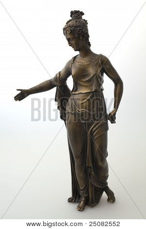 statue of a woman