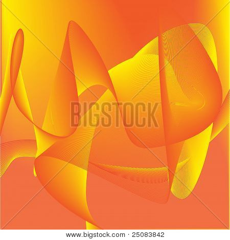Abstract Background swearls