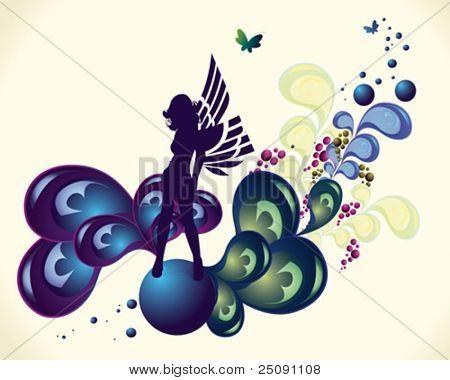 ángulo de la burbuja
