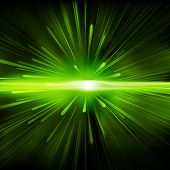 pic of underworld  - abstract vector background - JPG