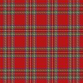Tartan Pattern. Scottish Cage. Scottish Checkered Background. Traditional Scottish Ornament. Scottis poster