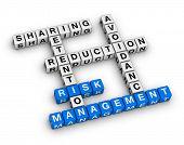 pic of marketing strategy  - risk management crossword  - JPG