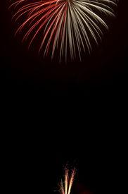 foto of guy fawks  - Fireworks - JPG