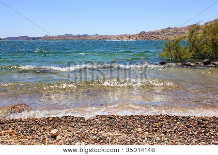 Lake Mead Beach