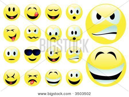 Vector Smilies