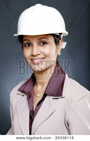 Indian Woman Architect