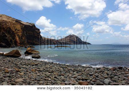 Cabo de São Lourenço, Madeira Island, Portugal