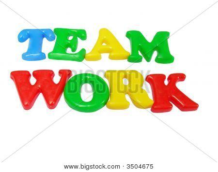 Word Teamwork
