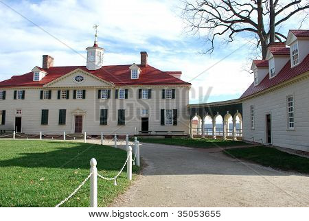 George Washington's house