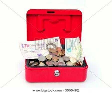 Healthy Cash Box