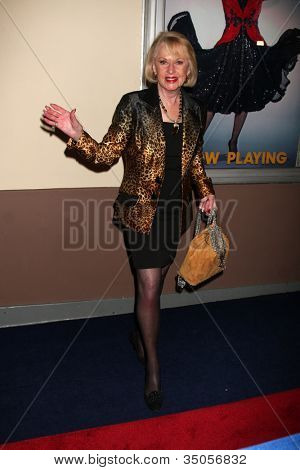 LOS ANGELES - FEB 17:  Tippi Hedren arrives at the Opening of