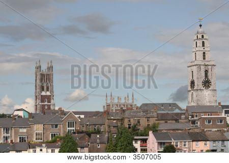 Cork Skyscrapers