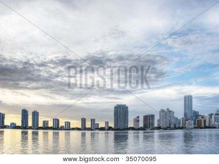 HDR of Miami