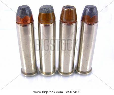 357 Bullets