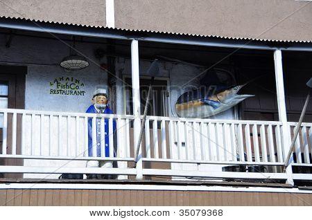 Lahaina storefronts, Maui
