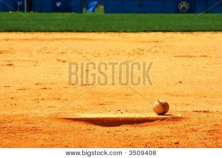 Lonely Baseball