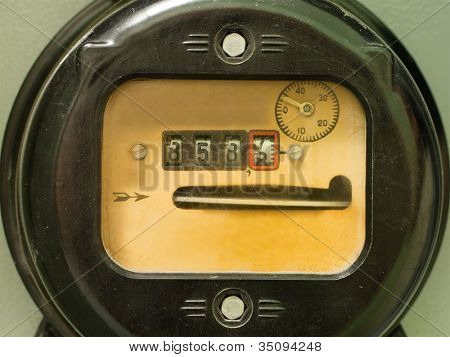 Electricity supply meter power industry equipment