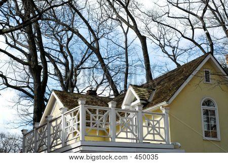 House Home Balcony
